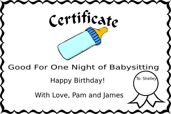 graphic transparent Coupon clipart. Babysitting clip art at.