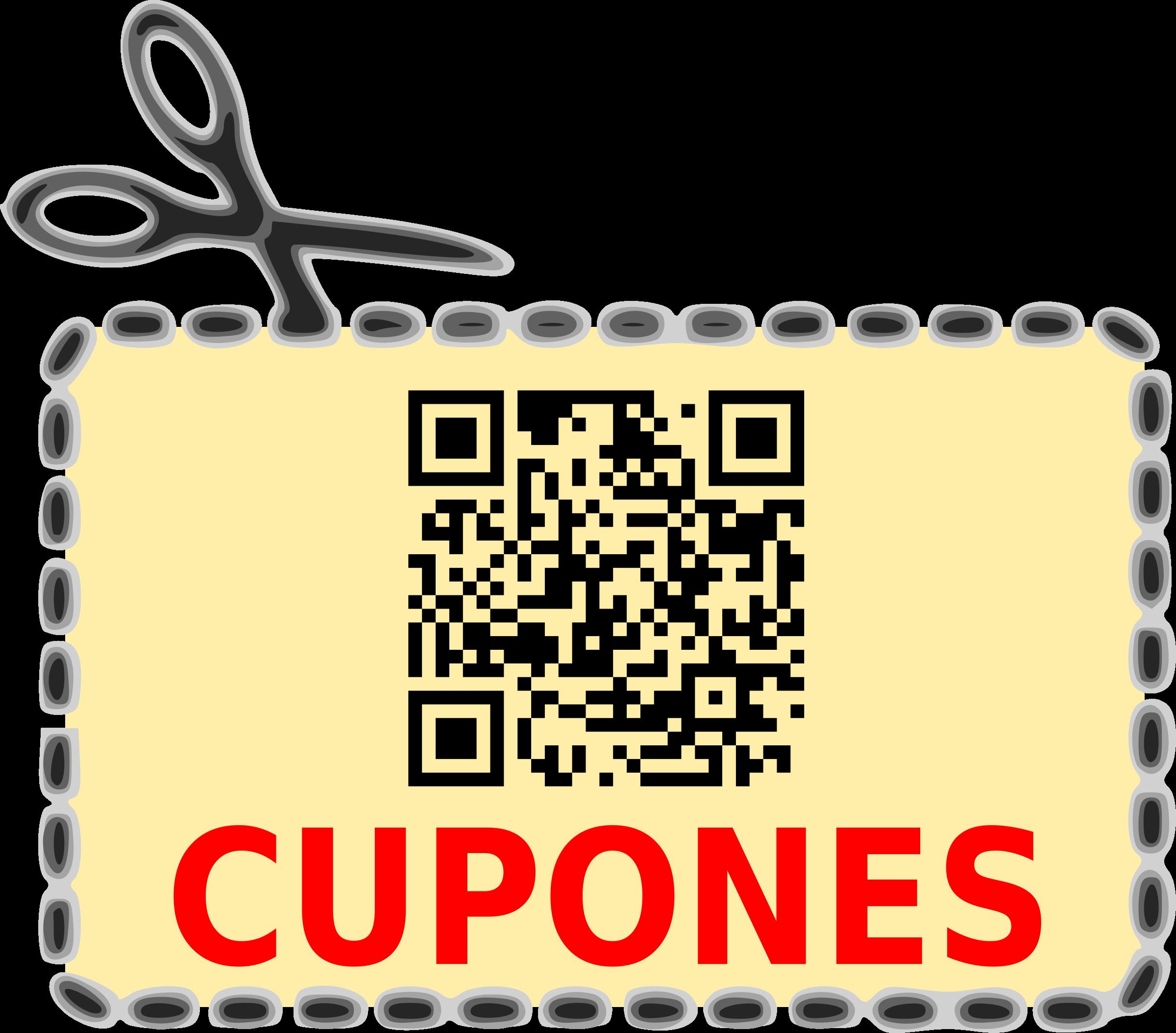 clip art free download Coupon clipart. Qr big image png