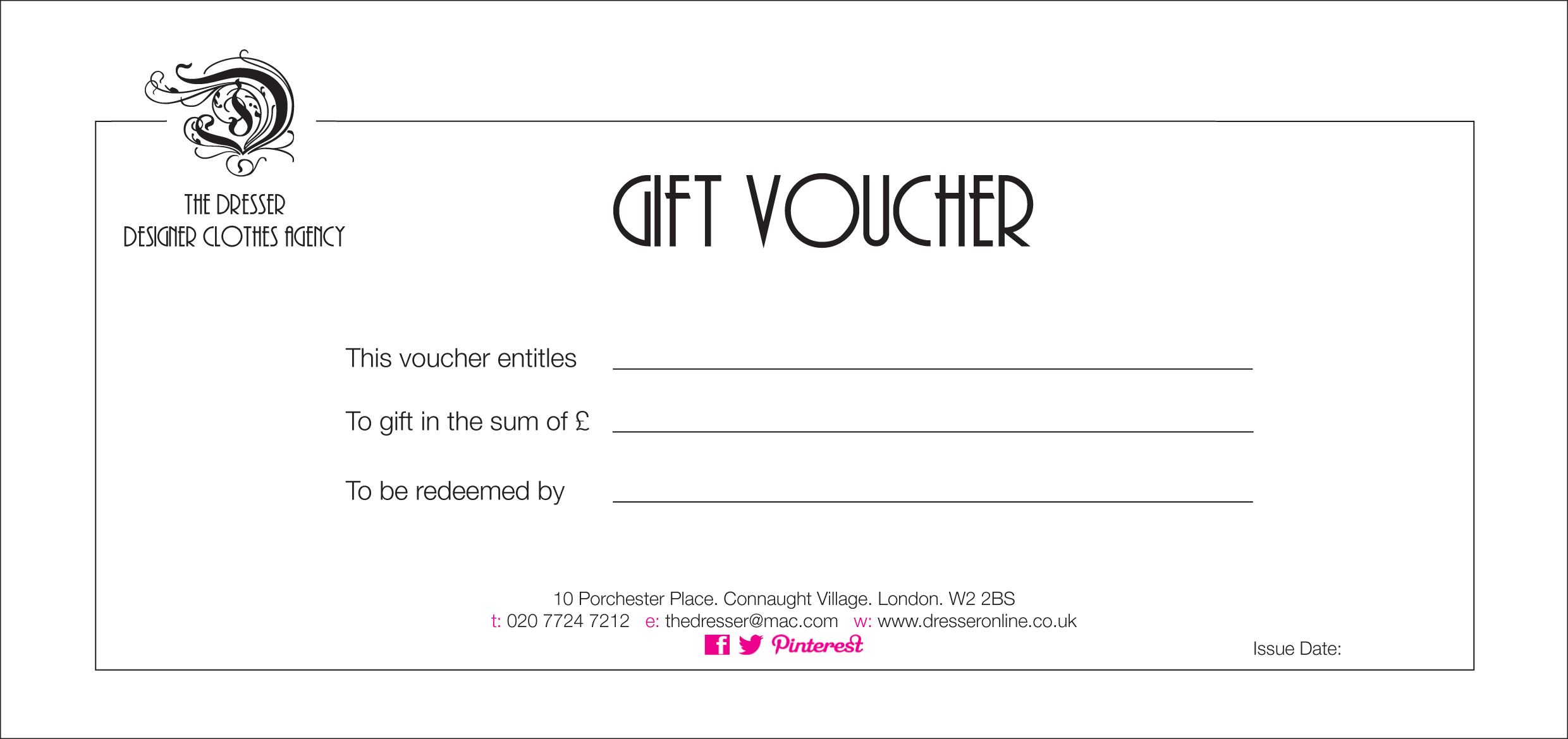 vector royalty free stock Ideas Of Coupon Template Free Download On Voucher Template Dimonit