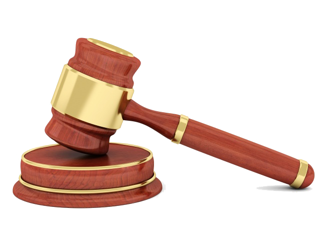 banner royalty free library Lawyer clipart gavel. Court judge legal case.