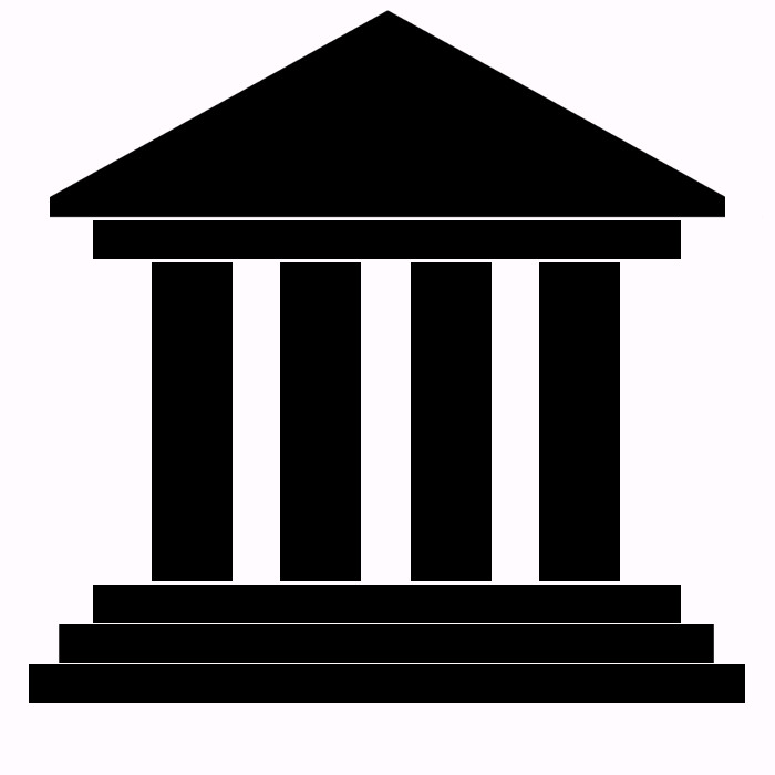 clipart black and white download Courthouse clipart. Free images gclipart com