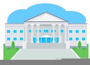png library library Free images at clker. Courthouse clipart.