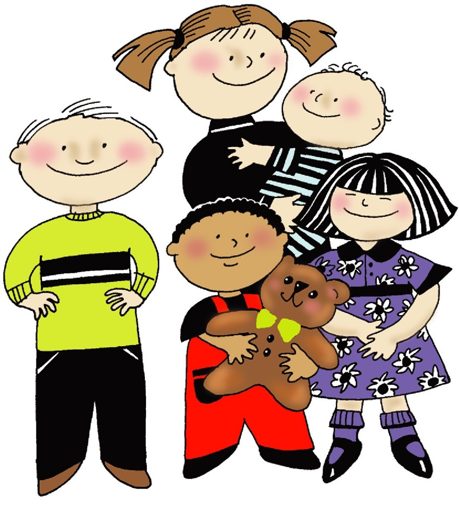vector black and white Cousins clipart. Free cliparts download clip.