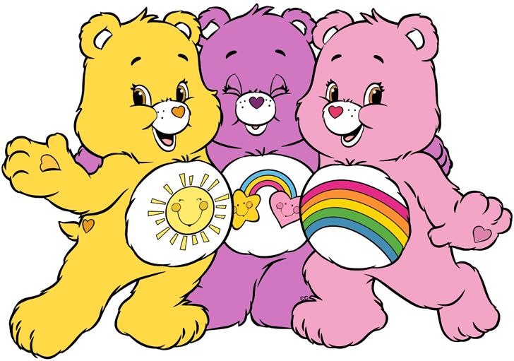 clip transparent Bear hug clipart. Care bears and cousins
