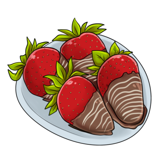 vector transparent download Covered clipart covered strawberry. Item chocolate strawberries by