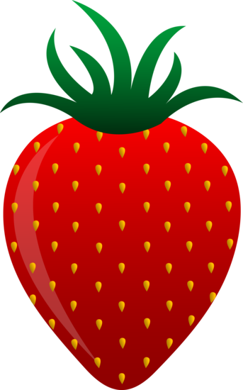 graphic freeuse Vector donut cartoon strawberry. Free clip art of