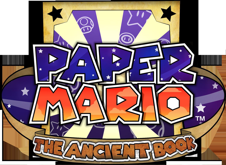 picture transparent Paper Mario