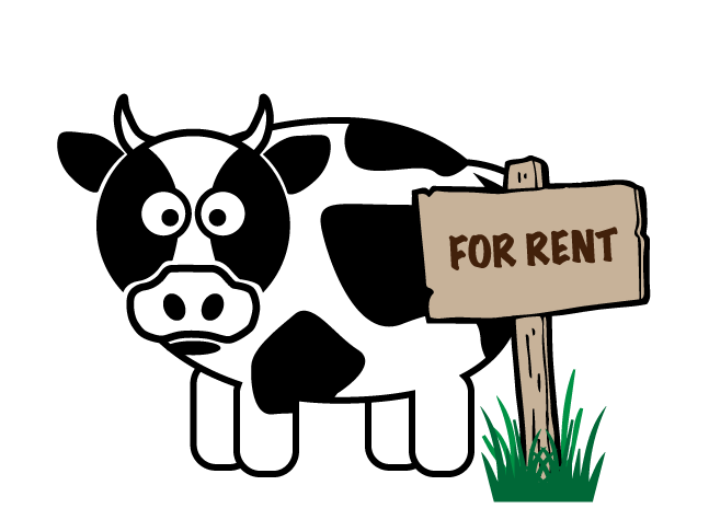 svg transparent library Cow clipart waste. Gascow cutting edge biowaste