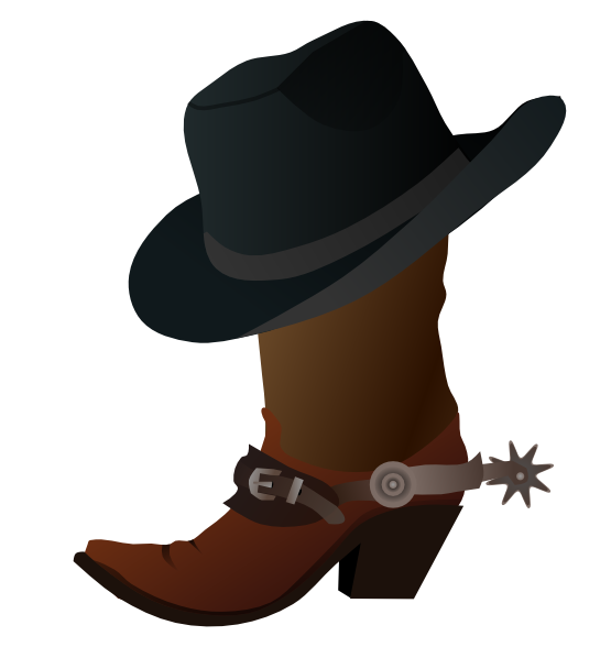 clipart library stock Cowboy Images Clip Art