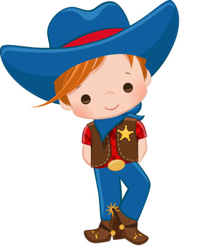 clip art freeuse library Cowboy clipart. E cowgirl imprimibles pinterest
