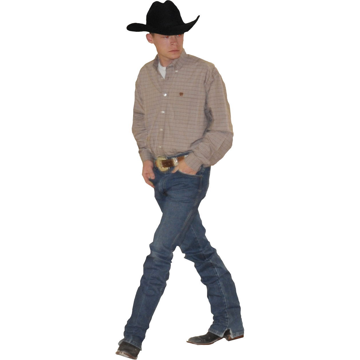 graphic black and white download Cowboy transparent. Png image purepng free