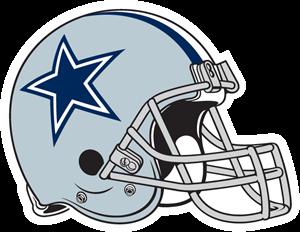clip art transparent library Dallas Cowboys Logo Vector