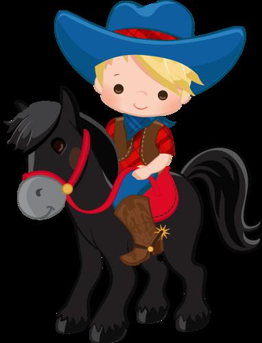 clip free Cowboy e cowgirl imprimibles. Western cowboys clipart
