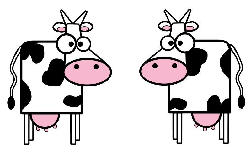 png library download Cows clipart.