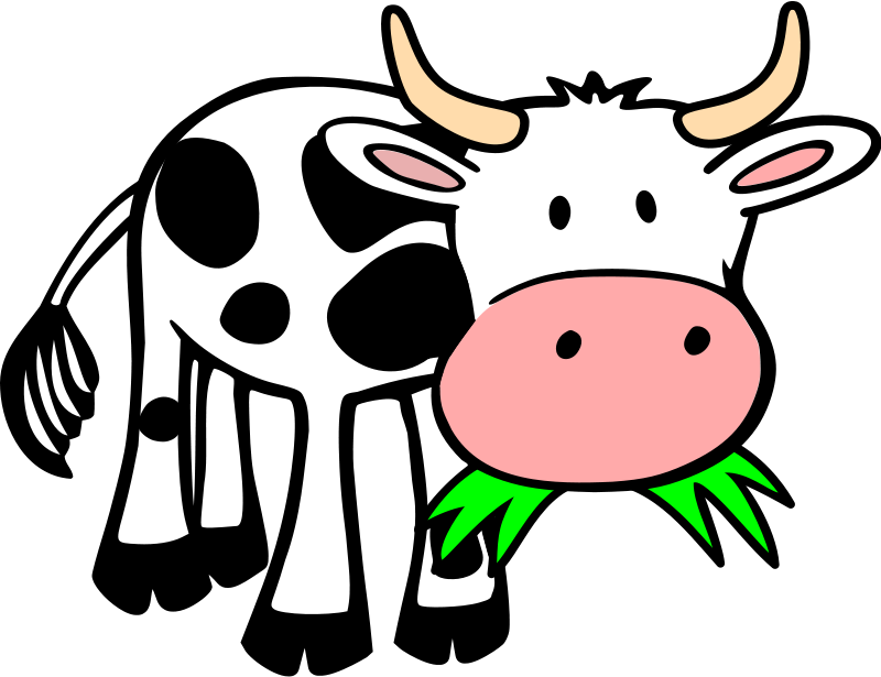 graphic Cows clipart. Cow animations free graphics