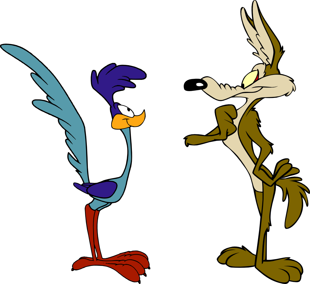 vector library download The Adventures of Wile E