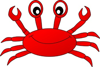 transparent library Free download on webstockreview. Crab clipart.