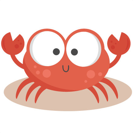 graphic transparent library Crab clipart. Beach free on dumielauxepices.