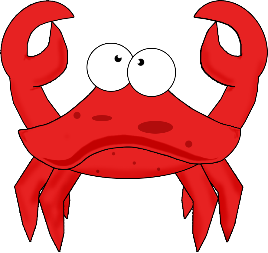 svg transparent stock Blue Claw Crab Eatery