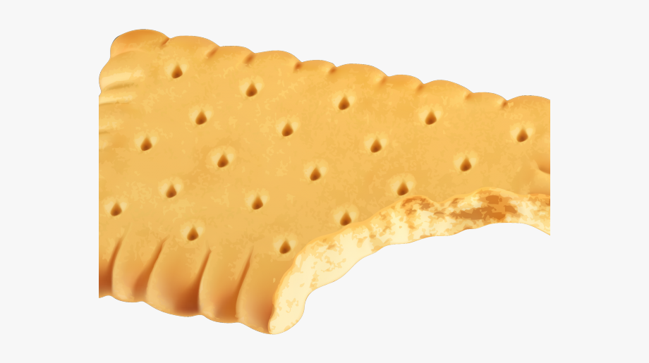 picture royalty free stock Single biscuit free cliparts. Cracker clipart.