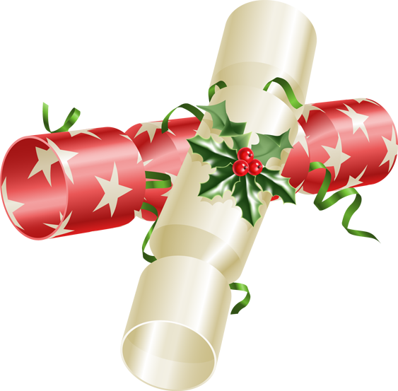 clipart royalty free Cracker clipart. Christmas