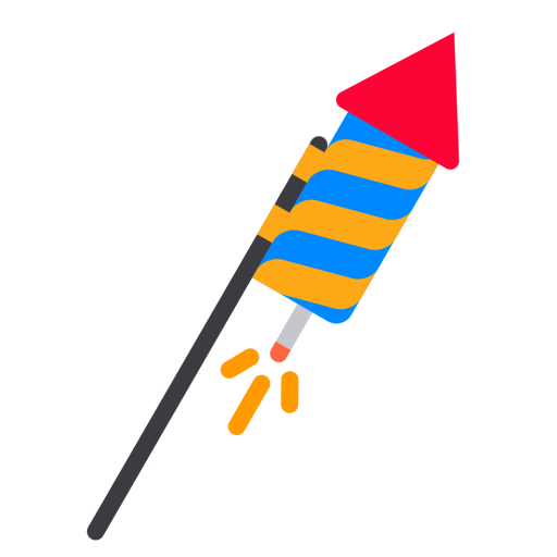 clip library download transparent bomb rocket #105280055