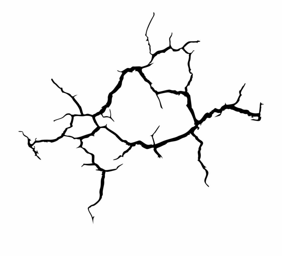 royalty free Cracks Texture Png