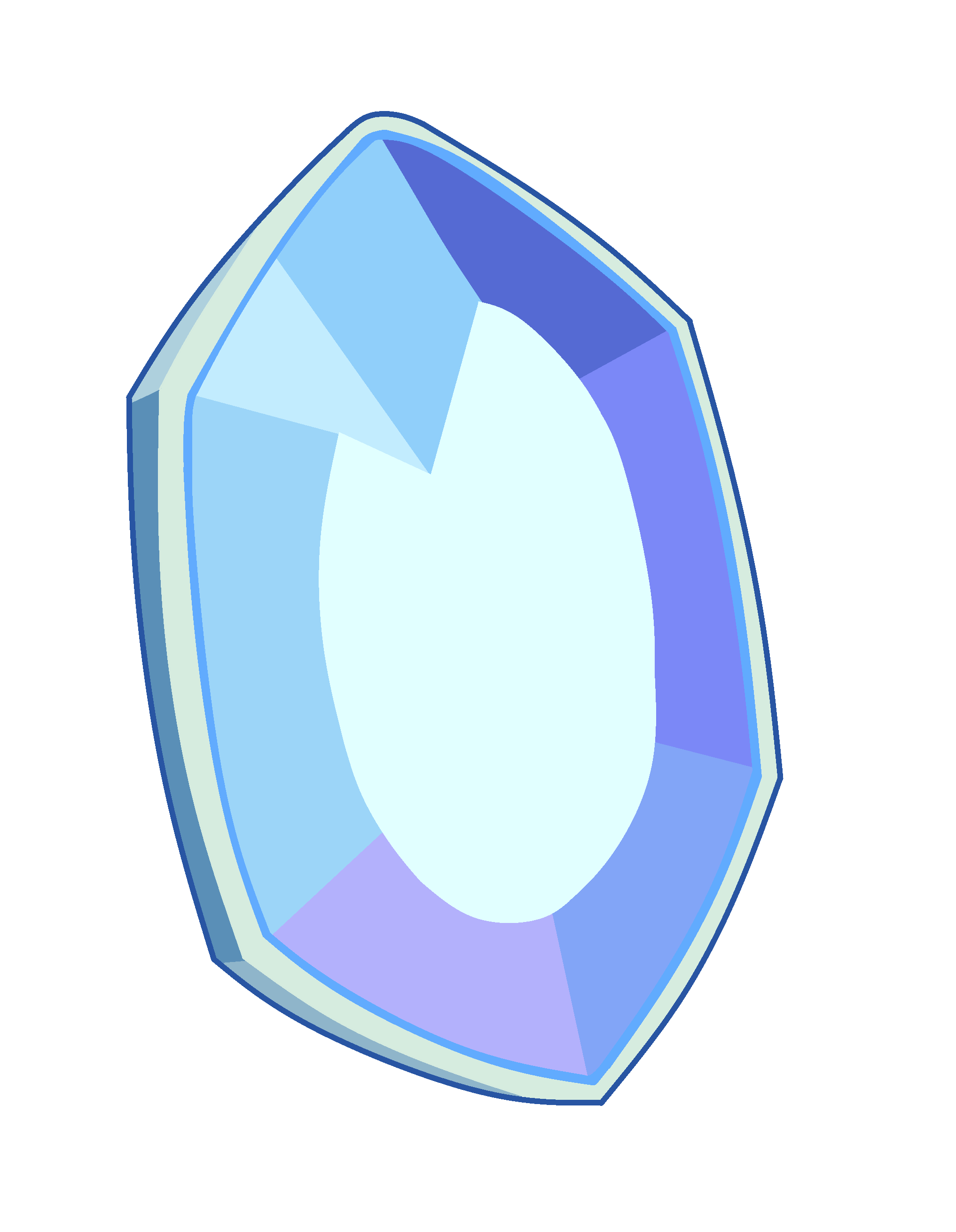 clip transparent stock Collection of free Transparent crack ice