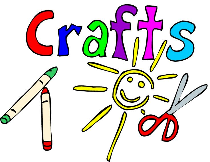 clipart transparent Free craft cliparts download. Crafts clipart