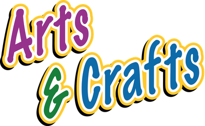 banner transparent library Crafts clipart. Arts for grades jerseyville