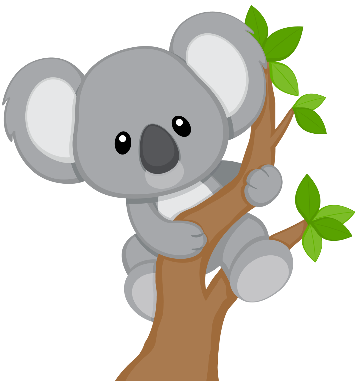 png transparent stock Koala clipart.  df a aabede.