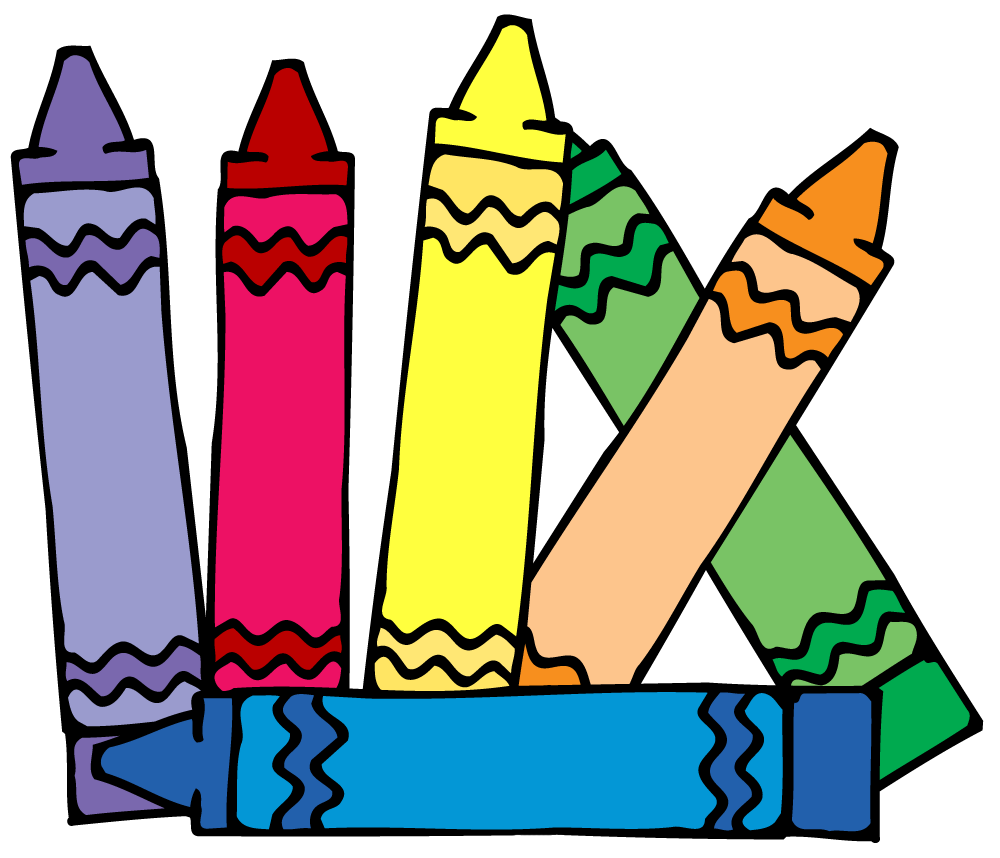 clip royalty free download Crayon clipart. Crayons frames illustrations hd