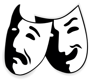 svg black and white library Mental clipart psychosis. Bipolar disorder wikipedia.