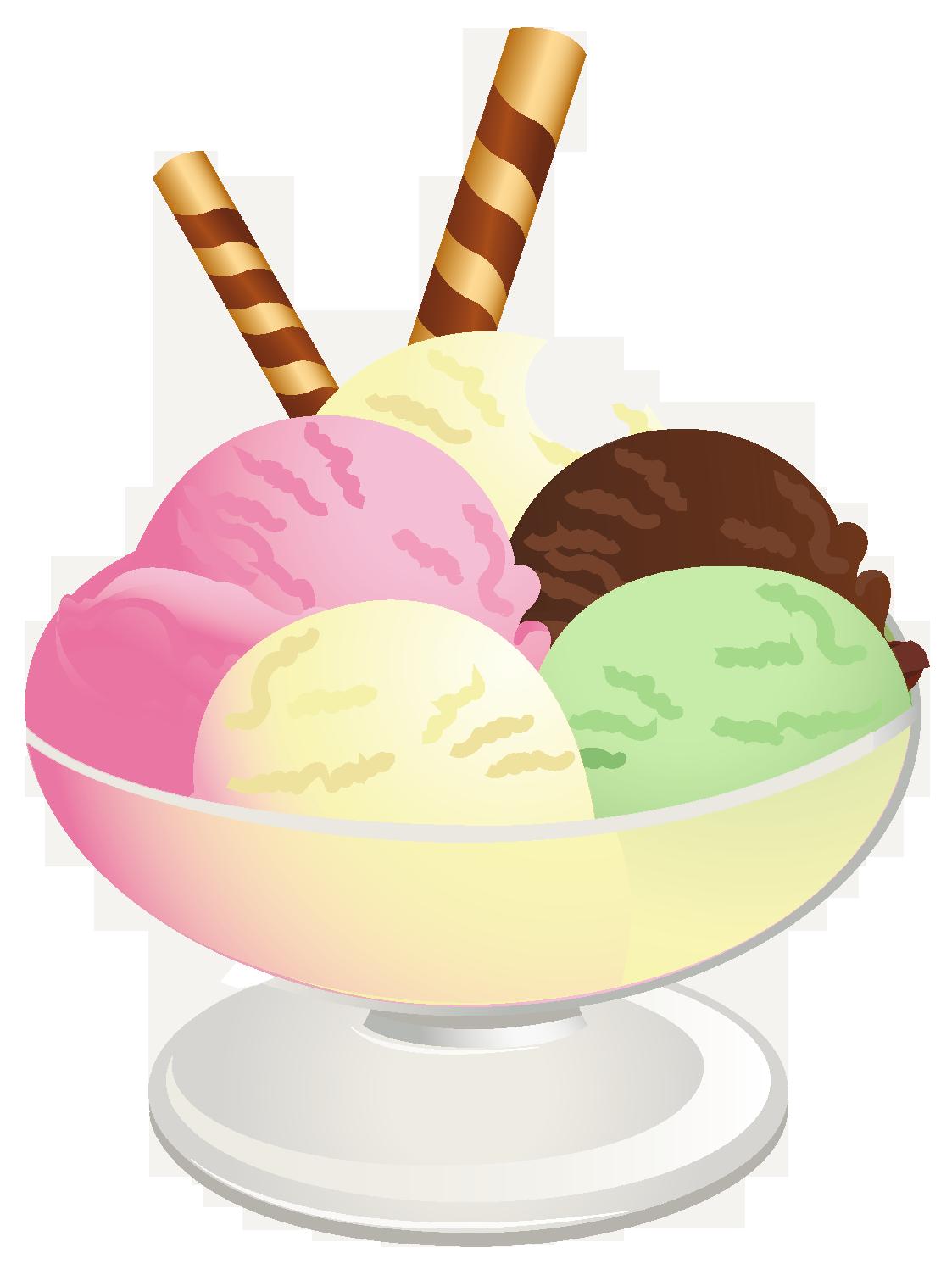 banner royalty free  amazing ice cream. Sundae clipart gelato italian
