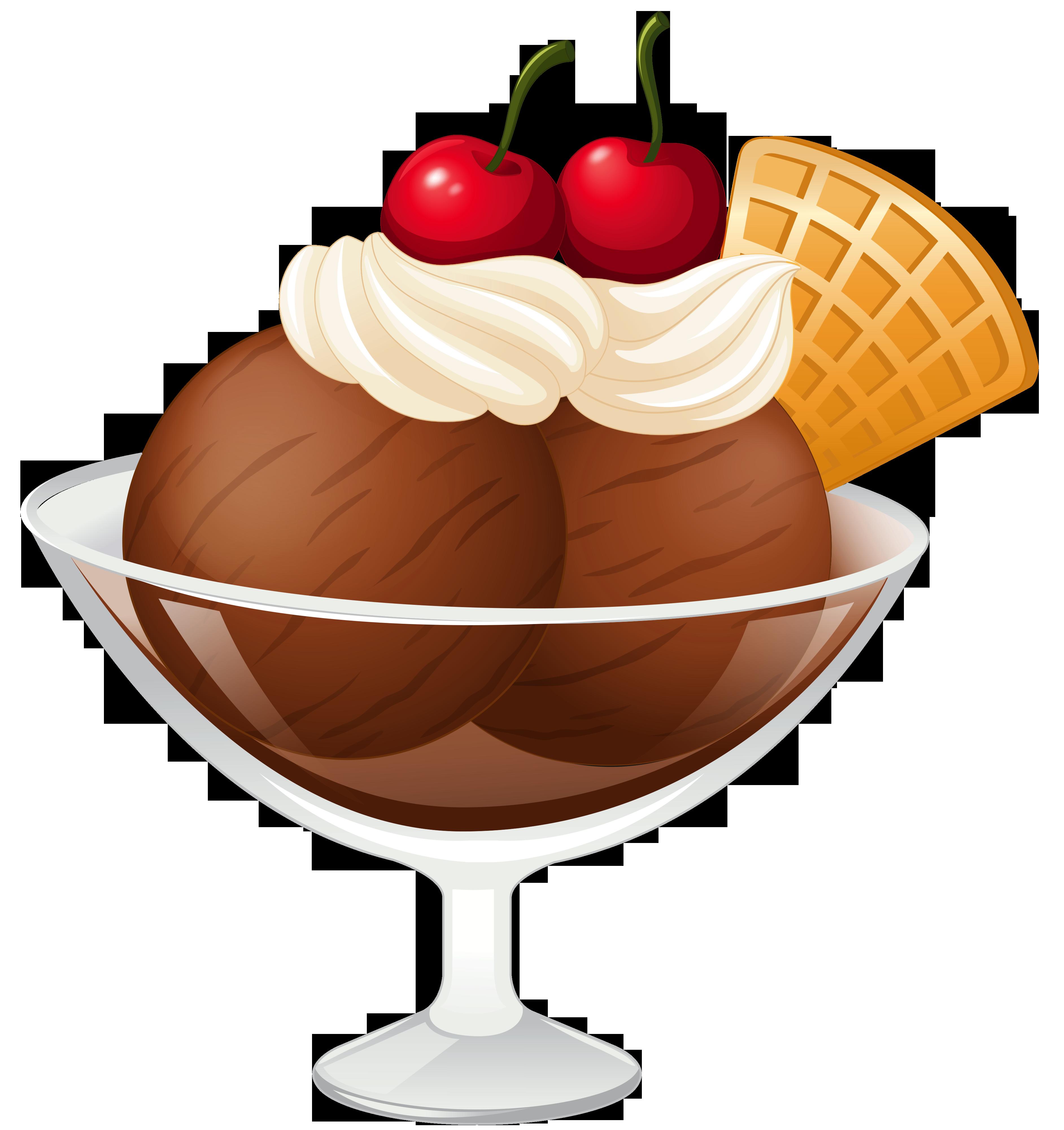 svg library stock Chocolate ice cream transparent. Sundae clipart craem