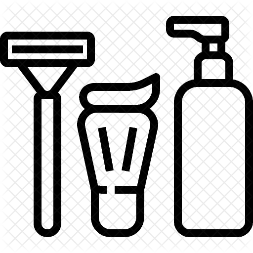 vector library stock Shave Icon
