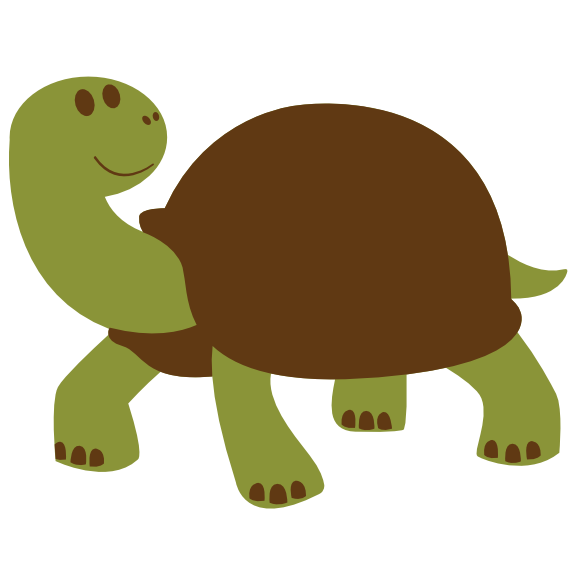 banner royalty free stock Baby animal clipart. Animals turtle clip art