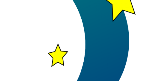 clip royalty free stock Moon x carwad net. Crescent clipart happy