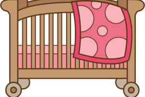 clipart library library Crib clipart. Cilpart projects inspiration c