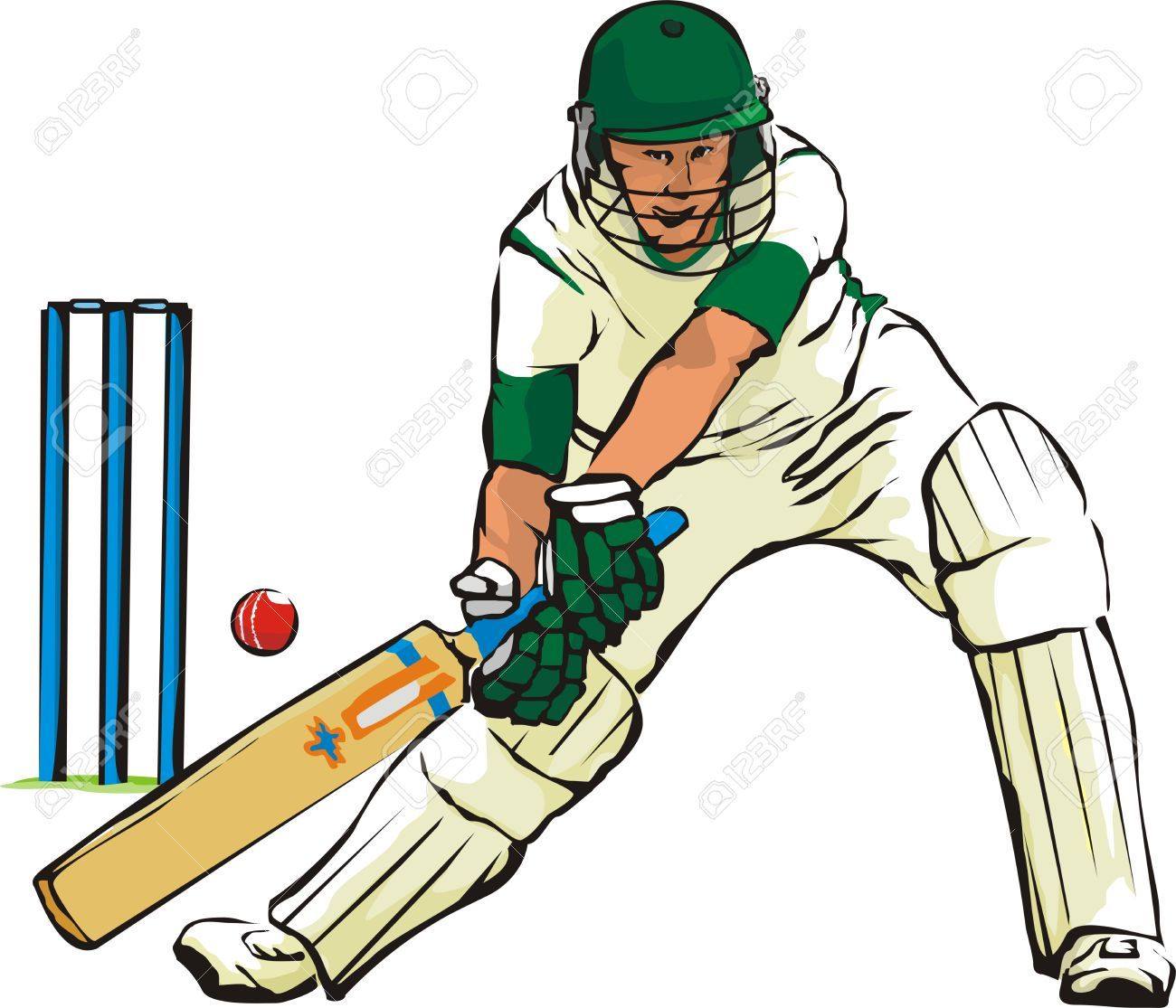 jpg royalty free download Logo sports day . Cricket clipart