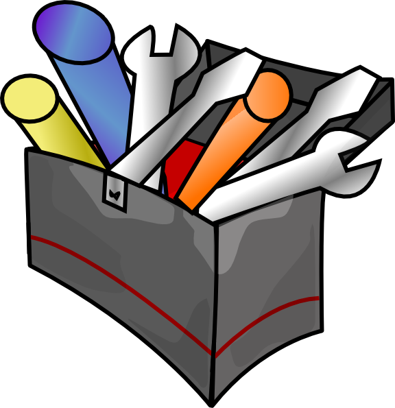 png freeuse stock Tools Clipart toolbox