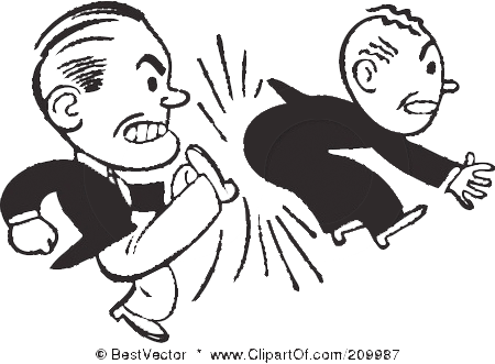 vector download Crime clipart rudeness. Life everyone has one