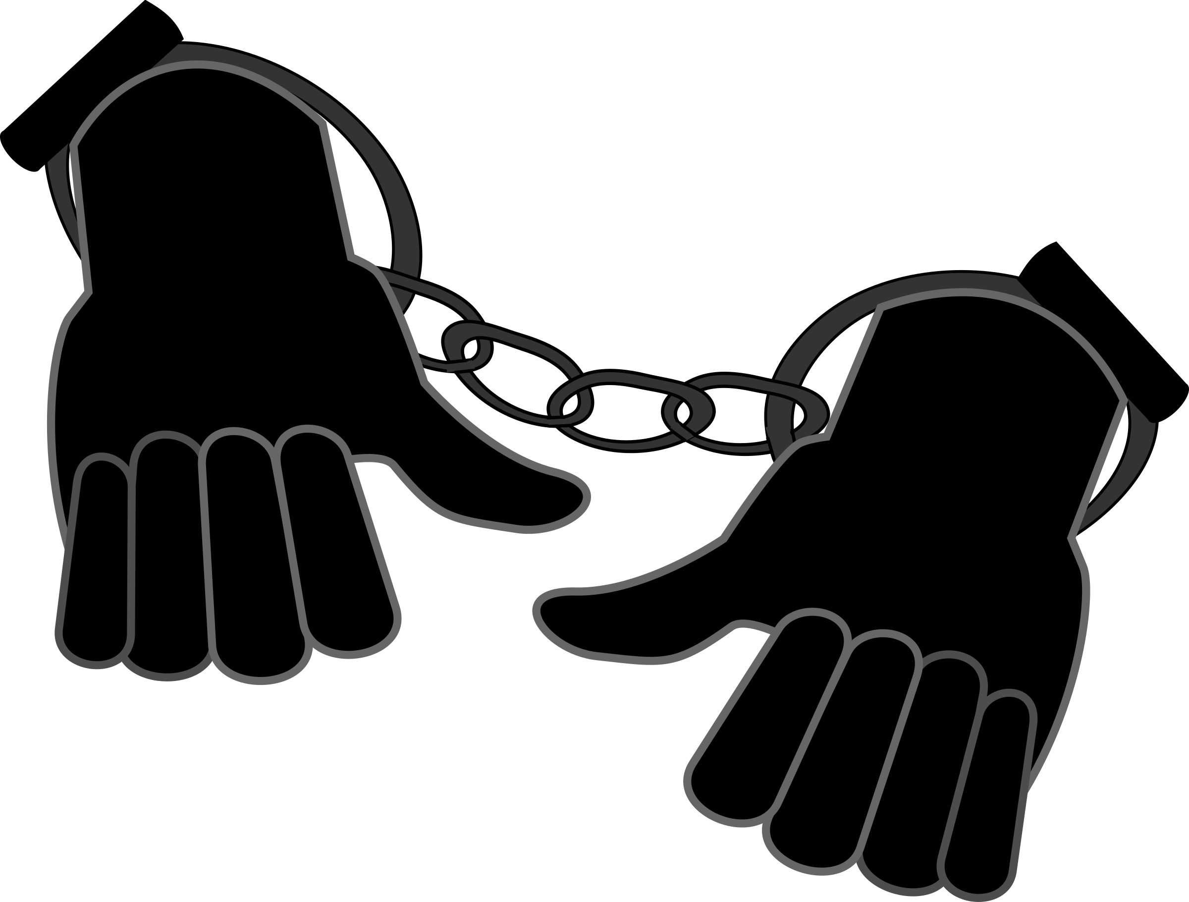 clip transparent Collection of free Basted clipart handcuffed