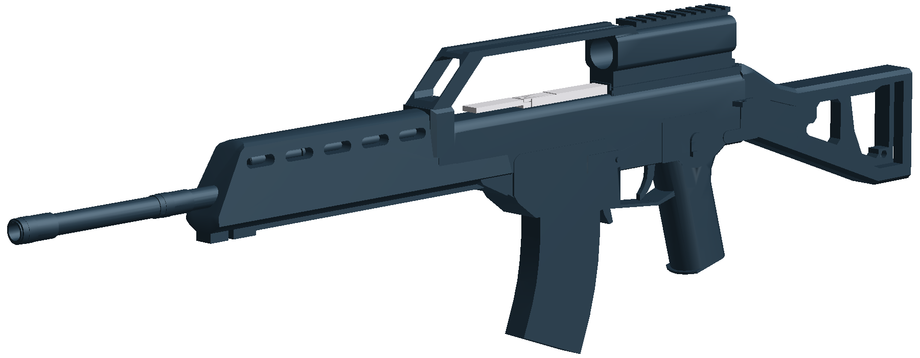 banner royalty free Vector carbine prototype. G phantom forces wiki