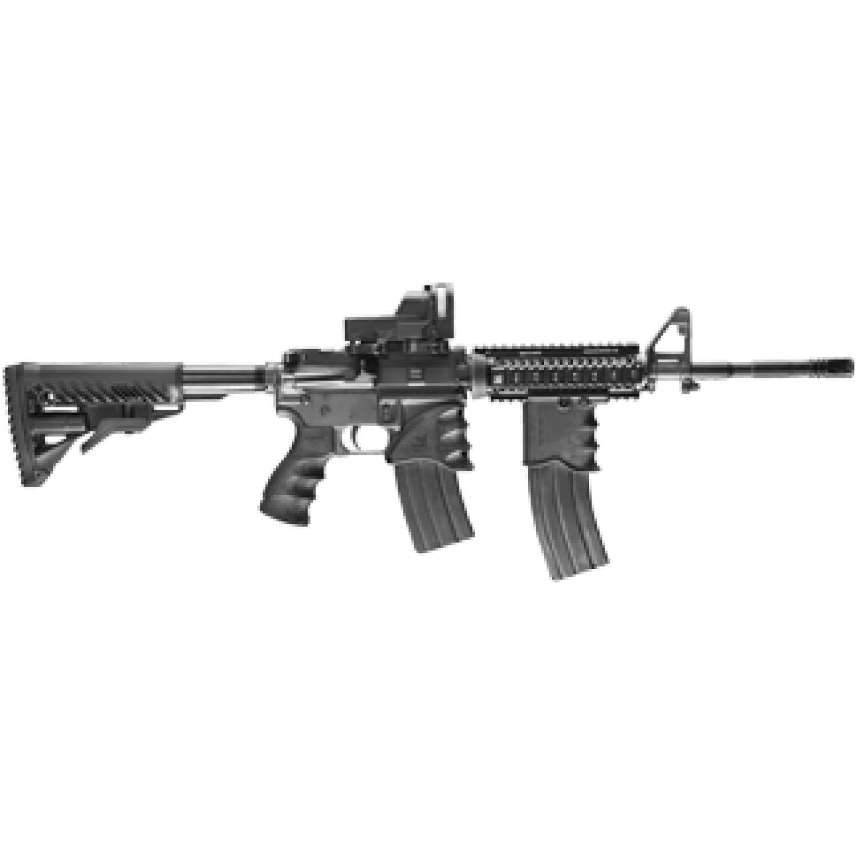 jpg free download m16 vector m4 carbine #114301619