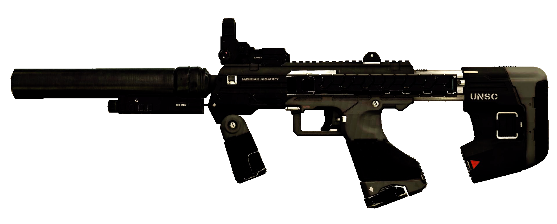 jpg transparent download Vector carbine cyberpunk. Do you want to