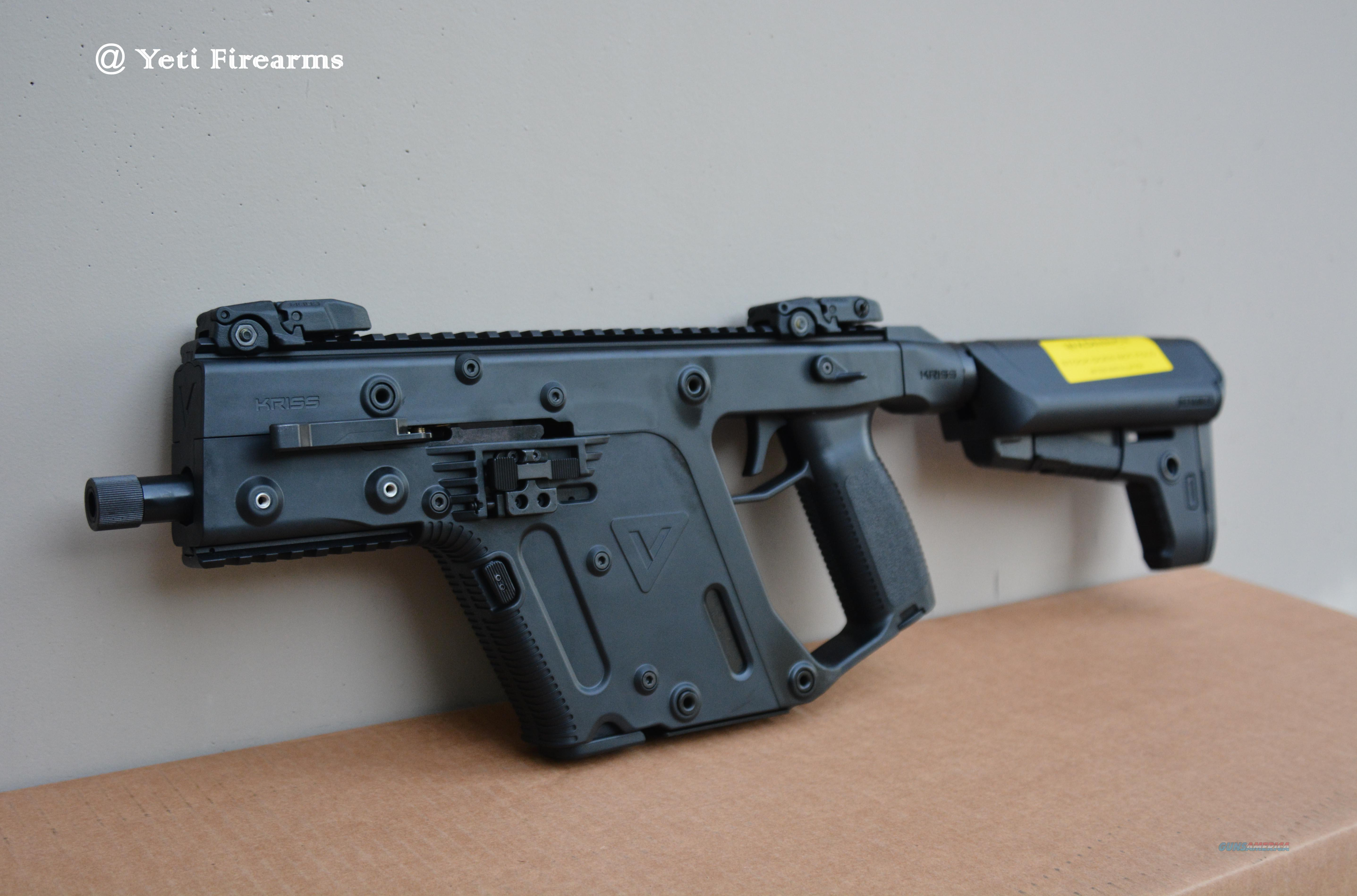 picture library Kriss gen ii sbr. Vector carbine 23 glock