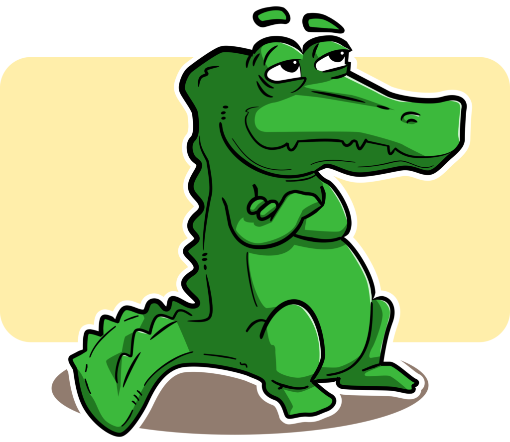 picture download Of typegoodies me clip. Crocodile clipart.