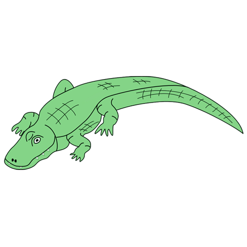 clipart free Crocodile clipart transparent background. Nile at getdrawings com