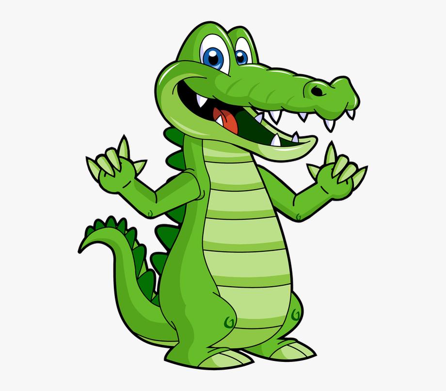 clip art royalty free stock Crocodile clipart transparent background. Alligator free
